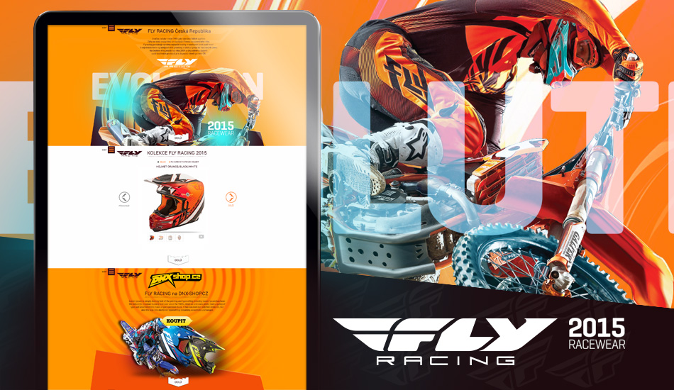 Grafika pro Fly Racing